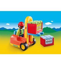 Playmobil 1.2.3. - Forklift