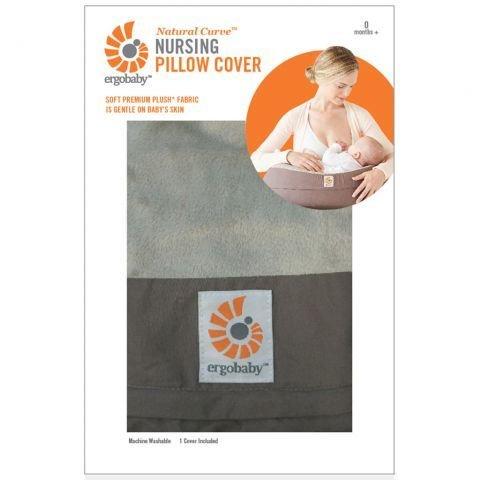 Ergobaby Nursing Pillow Cover - Brown