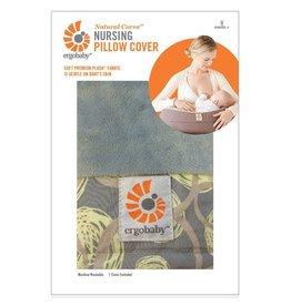 Ergobaby Nursing Pillow Cover - Yellow Swirl
