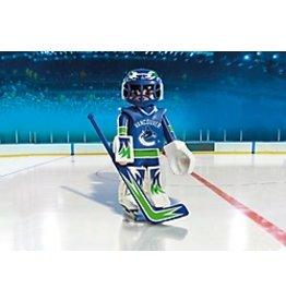 Playmobil NHL Vancouver Canucks Goalie