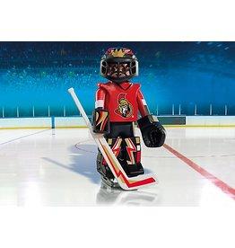Playmobil NHL Ottawa Senators Goalie