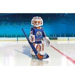 Playmobil NHL Edmonton Oilers Goalie