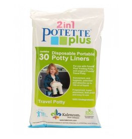 Kalencom -2 in 1 Potette Plus Disposable Liners