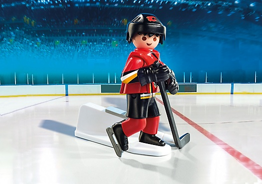 Playmobil NHL Calgary Flames Player