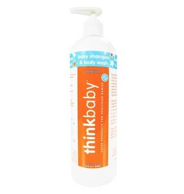 Thinkbaby Thinksport Shampoo & Body Wash 16oz