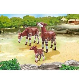 Playmobil Okapi Family (6643)