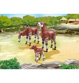 Playmobil Okapi Family