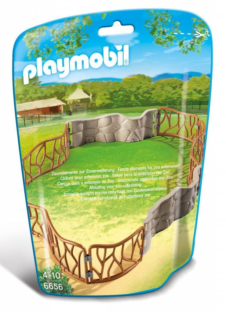 Playmobil Zoo Enclosure
