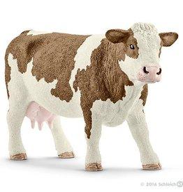 Schleich Simmental Cow (13801)