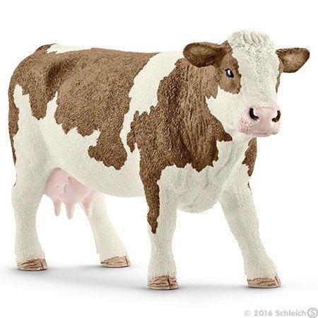Schleich Simmental Cow