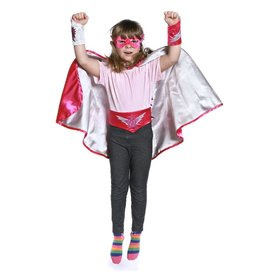 Great Pretenders Reversible Super Hero Girl