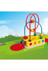 Hape Bead Maze Rainbow Track E3811