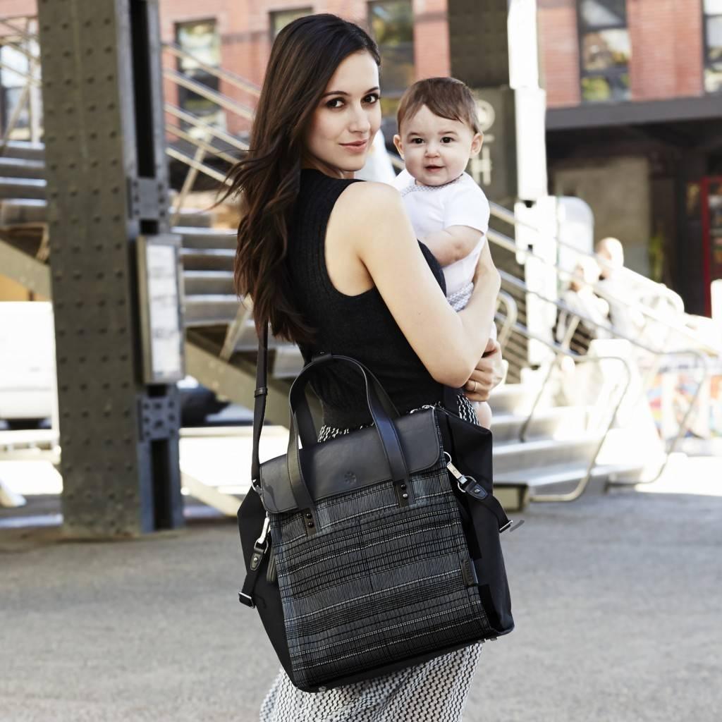 Skip Hop Highline Convertible Diaper Backpack