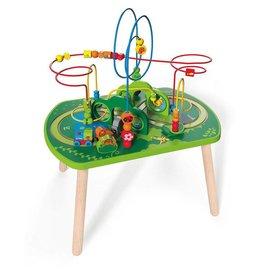 Hape Jungle Play & Train Activity Table E3801