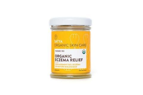Organic Eczema Relief 50ml