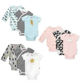 Skip Hop Star Struck Bodysuit Multi Pack Set