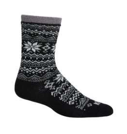 Kombi The Cabin Adult Sock Black L