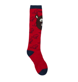 Kombi Animal Family Children Sock Justin the Beaver