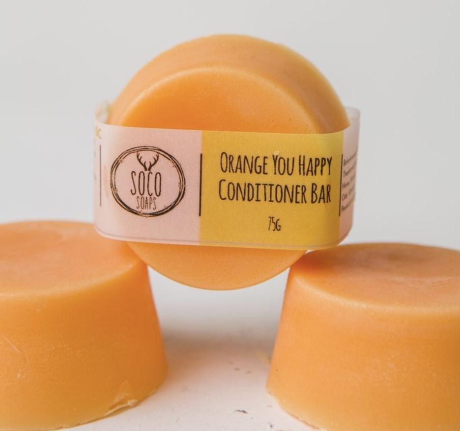 Orange You Happy Conditioner Bar 75g