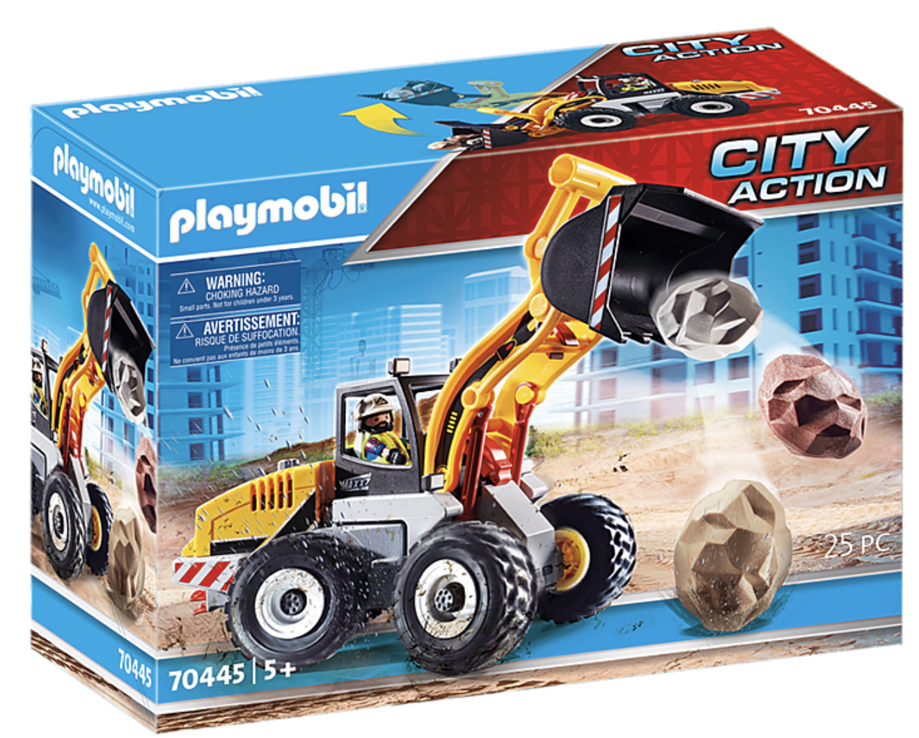 Playmobil Wheel Loader