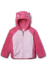 Columbia Foxy Baby Sherpa Full Zip - Pink Ice, Pink Clover