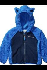 Columbia  Foxy Baby Sherpa Full Zip - Super Blue, Collegiate Navy