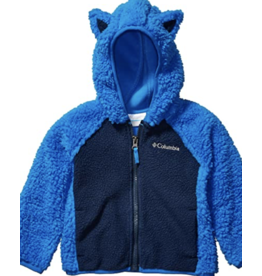 Columbia  Foxy Baby Sherpa Full Zip - Super Blue, Collegiate Navy