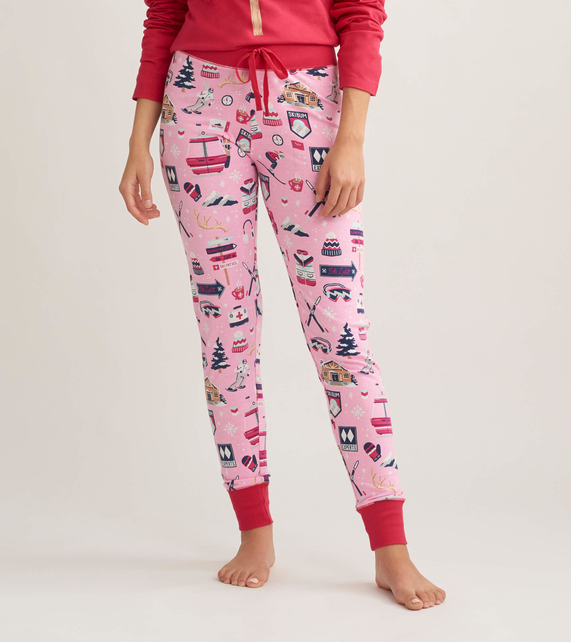 Ski Holiday Women's Sleep Leggings