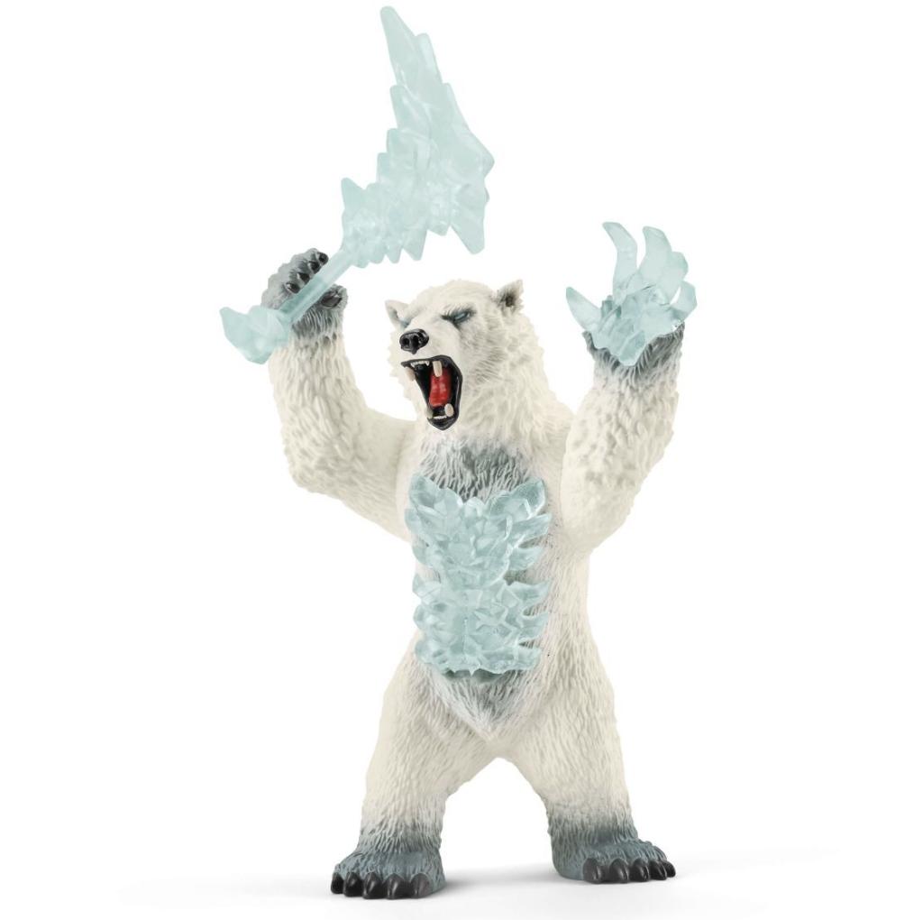 Schleich Eldrador Creatures Blizzard Bear 42510