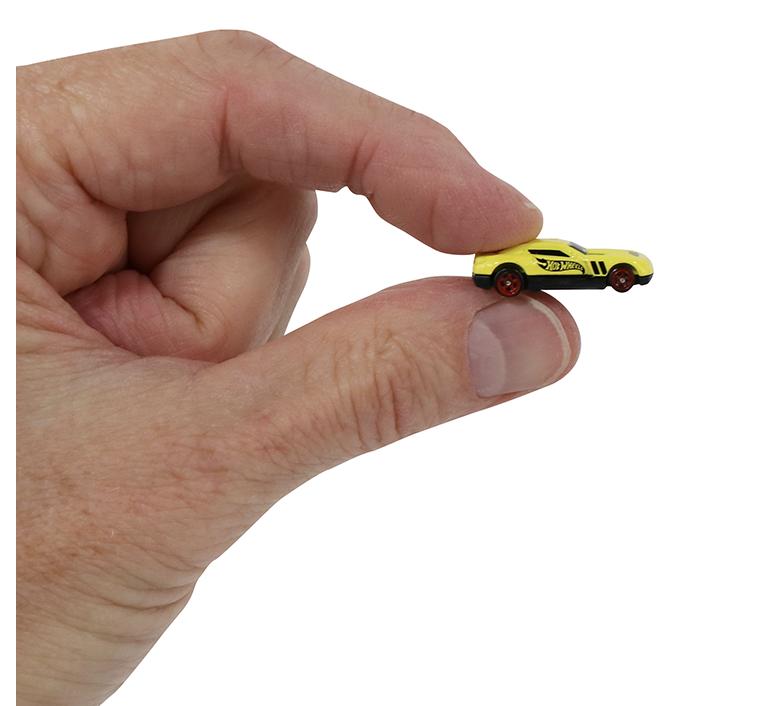 Super impulse Super Impulse World's Smallest Hot Wheels series 4