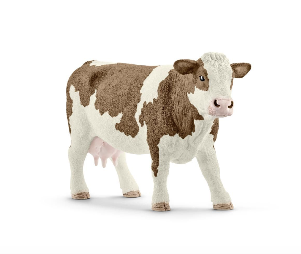 Schleich Simmental Cow 13801