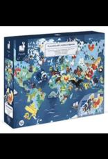 Janod 350pc 3D Puzzle Myths and Legends