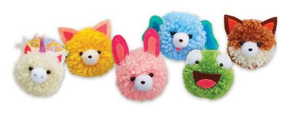 4M Make your own Pom Pom Pets