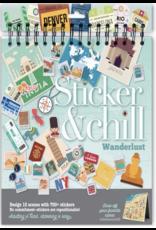 Ann Williams Sticker & Chill Wanderlust