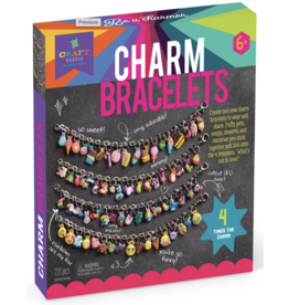 Ann Williams DIY Puffy Charm Bracelets