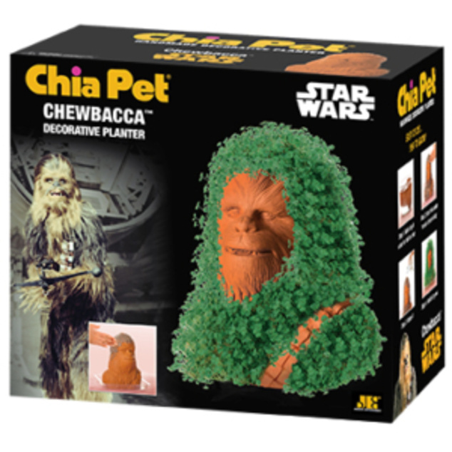 Chia Pet Chewbacca