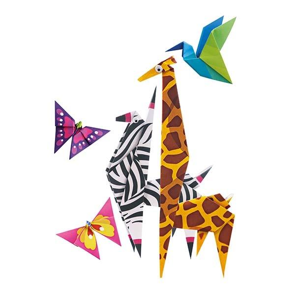 4M Origami Zoo Animals