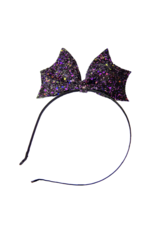 Great Pretenders Bat Bow Headband