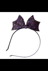 Great Pretenders Bat Bow Headband