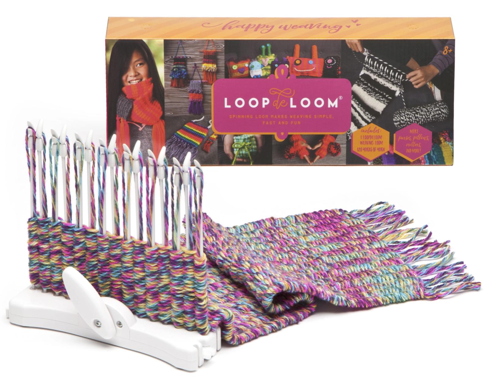 Ann Williams Loopdeloom Weaving Loom Kit