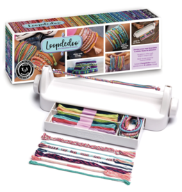 Ann Williams Loopdedoo Friendship Bracelet Maker Kit