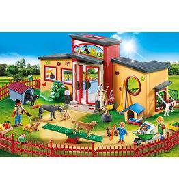 Playmobil Tiny Paws Pet Hotel