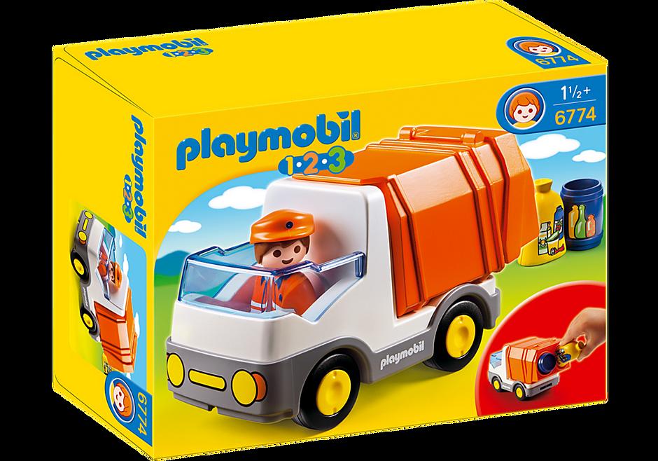 Playmobil Recycling Truck
