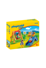 Playmobil 1.2.3 Children's Playground