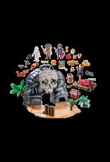 Playmobil Take Along Pirate Skull Island