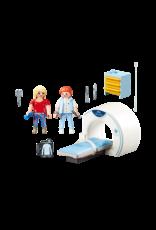 Playmobil Radiologist