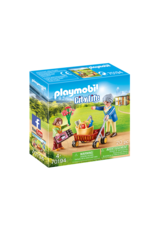 Playmobil Grandmother with Child