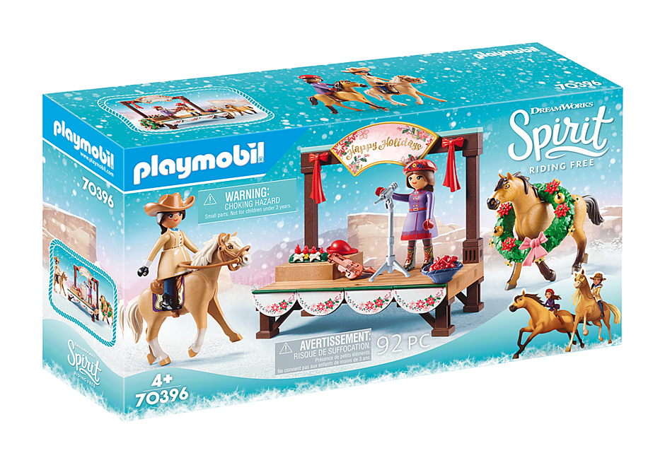 Playmobil Spirit Christmas Concert