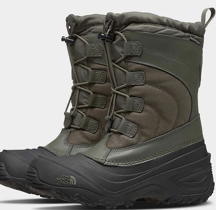 The North Face Alpenglow IV New Taupe Green