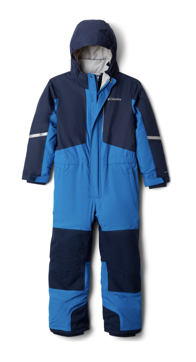 Columbia Children's Buga II™ Suit - Bright Indigo, Collegiate Navy